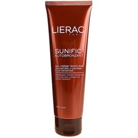 Lierac Sunific Autobronzant samoopalovací gelový krém  125 ml