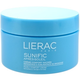 Lierac Sunific Apres-Soleil крем след слънчеви бани   200 мл.