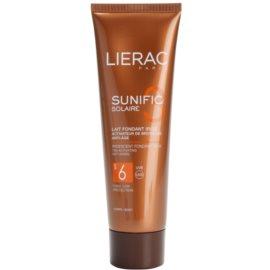 Lierac Sunific 3 opalovací mléko SPF 6  125 ml