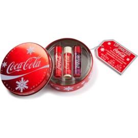 Lip Smacker Coca Cola lote cosmético VIII.