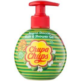 Lip Smacker Chupa Chups sprchový a koupelový gel Apple 300 ml