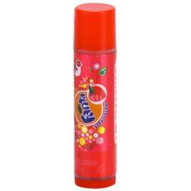 Lip Smacker Coca Cola Fanta балсам за устни вкус Strawberry 4 гр.