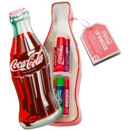 Lip Smacker Coca Cola Mix kosmetická sada III.