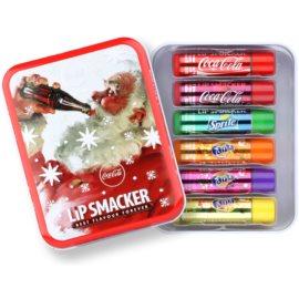 Lip Smacker Coca Cola Mix kosmetická sada VI.