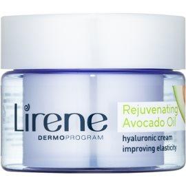 Lirene Moisture & Nourishment Feuchtigkeit für empfindliche Haut mit Avokado  50 ml