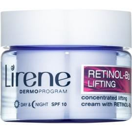 Lirene 4D crema con efecto lifting con retinol  50 ml
