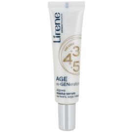 Lirene AGE re•GENeration 3+4+5 regenerační maska na obličej, krk a dekolt  30 ml