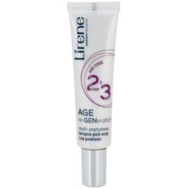 Lirene AGE re•GENeration 2+3 krem przeciw zmarszczkom do okolic oczu (Age Code 40+ and 50+) 30 ml