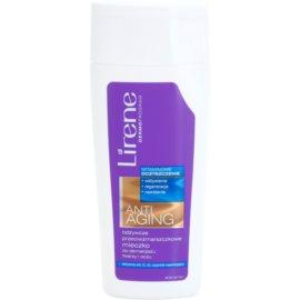 Lirene Anti-Aging odličovací mléko na obličej a oči  200 ml