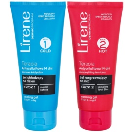 Lirene Anti-Cellulite tratamiento anticelulítico de 14 días  2 x 100 ml