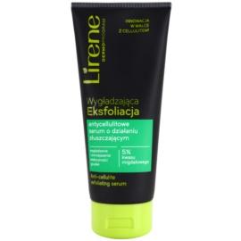 Lirene Anti-Cellulite ser pentru tratarea celulitei cu efect exfoliant  200 ml