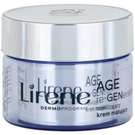 Lirene AGE re•GENeration 1 crema matificante hidratante SPF 10 (30+) 50 ml