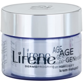 Lirene AGE re•GENeration 1 Mattifying Moisturizer Cream SPF 10 (30+) 50 ml