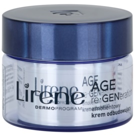 Lirene AGE re•GENeration 5 crema de noche reparadora  (70+) 50 ml