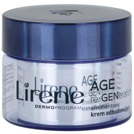 Lirene AGE re•GENeration 5 crema de noapte regeneratoare (70+) 50 ml