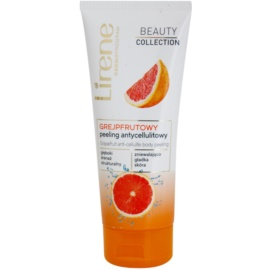 Lirene Beauty Collection Grapefruit Körperpeeling gegen Zellulitis  200 ml