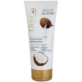 Lirene Beauty Collection Coconut tělový peeling se solí  220 g