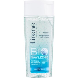 Lirene Bio Hydration Cleansing Micellar Gel for Face and Eyes  200 ml