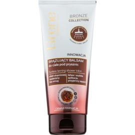 Lirene Bronze Collection Bronzing Shower Lotion Color Dark 200 ml