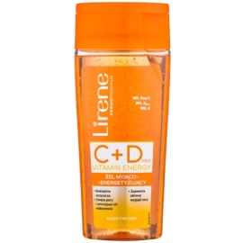 Lirene C+D Pro Vitamin Energy Cleansing Gel with Energizing Effect 30+  200 ml