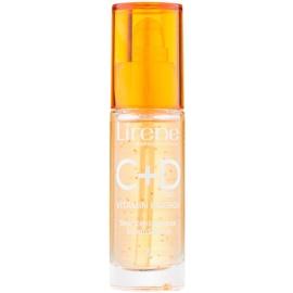 Lirene C+D Pro Vitamin Energy aufhellendes Serum mit glättender Wirkung 30+  30 ml