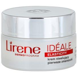 Lirene Idéale Elasticity 35+ creme de dia para as primeiras rugas SPF 15  50 ml