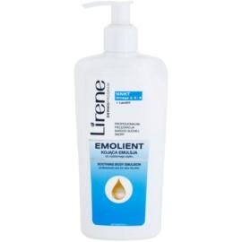 Lirene Emolient beruhigende Bodyemulsion für sehr trockene Haut  300 ml