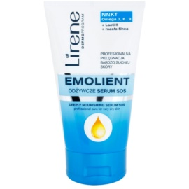 Lirene Emolient tiefenwirksames, nährendes Bodyserum für sehr trockene Haut  150 ml