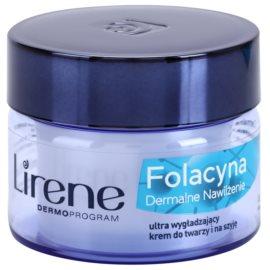 Lirene Folacyna 30+ crema de noapte hidratanta  50 ml