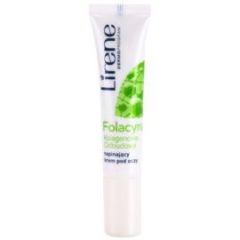 Lirene Folacyna 40+ creme suavizante  para o contorno dos olhos SPF 6 15 ml