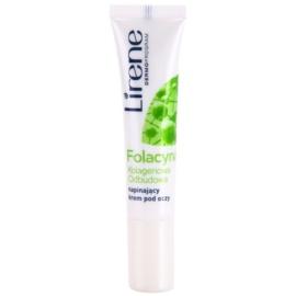 Lirene Folacyna 40+ crema tonifianta zona ochilor SPF 6 15 ml