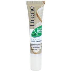 Lirene Folacyna 40+ vyhladzujúci očný krém proti vráskam SPF 6  15 ml