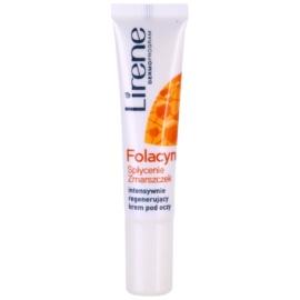 Lirene Folacyna 60+ oční vyhlazující krém SPF 10  15 ml