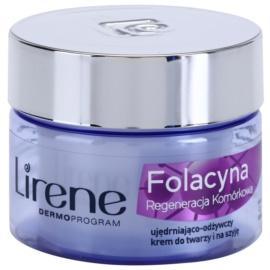 Lirene Folacyna 70+ hloubkově regenerační krém SPF 15  50 ml