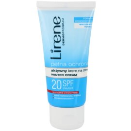 Lirene Full Protection zimní ochranný krém SPF 20  50 ml