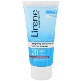 Lirene Full Protection Protective Winter Cream SPF 20  50 ml