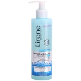 Lirene Hypoallergenic gel micelar desmaquillante fisiológico  200 ml