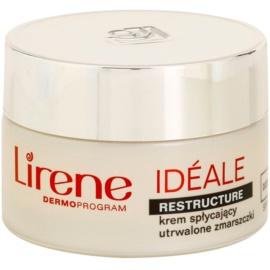 Lirene Idéale Restructure 45+ crema de zi pentru contur si fermitate SPF 15  50 ml