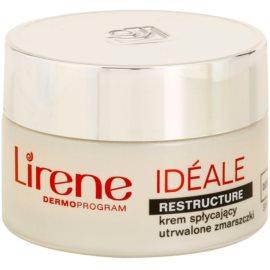 Lirene Idéale Restructure 45+ Daily Firming Anti - Wrinkle Cream SPF 15  50 ml