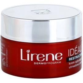 Lirene Idéale Restructure 45+ Festigende Nachtcreme gegen Falten  50 ml