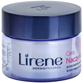 Lirene Redness Regenerating Night Cream with Anti-Wrinkle Effect  50 ml