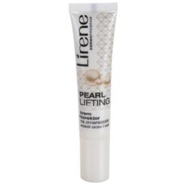 Lirene Pearl Lifting Korrekturcreme für die Konturen von Augen und Lippen 45+ SPF 10 15 ml
