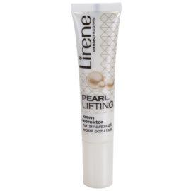 Lirene Pearl Lifting szem- és szájkontúr korrekciós krém 45+ SPF 10 15 ml