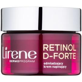 Lirene Retinol D-Forte 60+ omladzujúci denný krém pre vypnutie pleti  50 ml