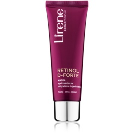 Lirene Retinol D-Forte Nourishing and Firming Mask For Face, Neck And Chest  50 ml
