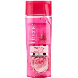 Lirene Rose Garden hydratační sprchový gel  400 ml