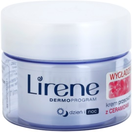 Lirene Rejuvenating Care Smoothing 40+ Anti-Faltencreme mit glättender Wirkung  50 ml