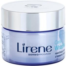 Lirene Sensitive Skin Feuchtigkeitscreme mit Hyaluronsäure  50 ml