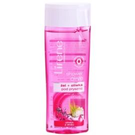 Lirene Shower Olive gel de ducha nutritivo con efecto humectante Rice Oil 250 ml