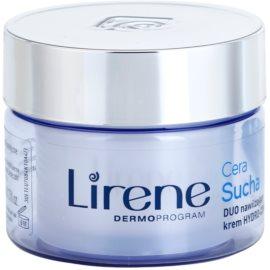 Lirene Dry Skin feuchtigkeitsspendende Gesichtscreme 24 h  50 ml